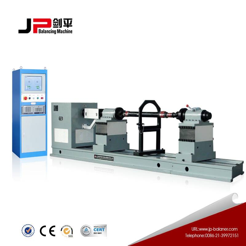 The best forklift drive shaft dynamic balancing machine from China
