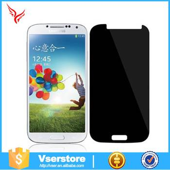 Japanese meterial full cover tempered glass special privacy protector for samsung galaxy s5 tempered