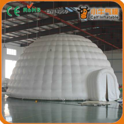 commercial inflatable dome tent, inflatable camping tent, giant inflatable tent