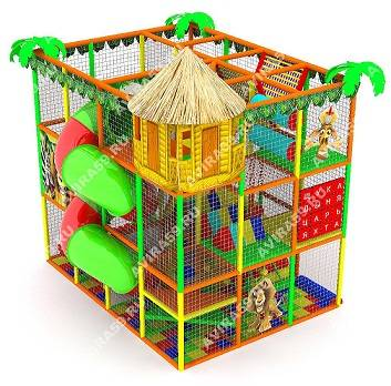 Indoor playground Funny Slope