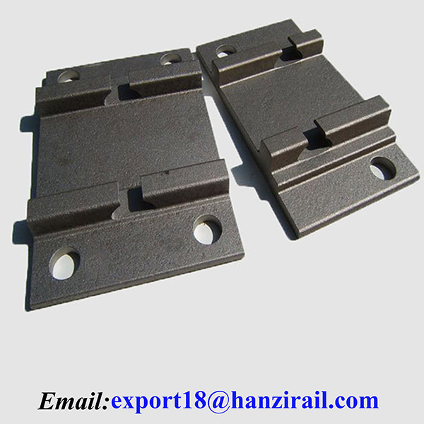 rail fittings baseplate