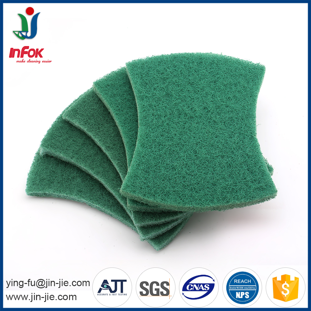 Kitchen Cleaning Nylon Scouring Pad