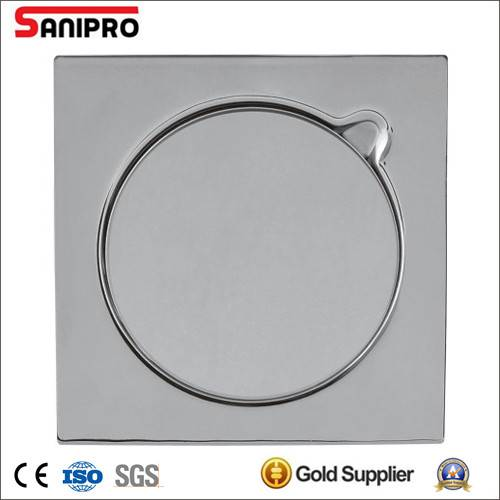 3 pieces 304 stainless steel shower floor drain