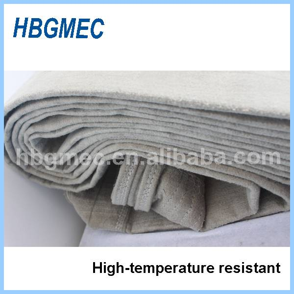 basalt fiber high temperature filter bag