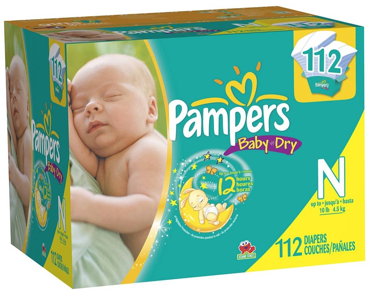 Cheap Indonesia Famous brand baby diapers
