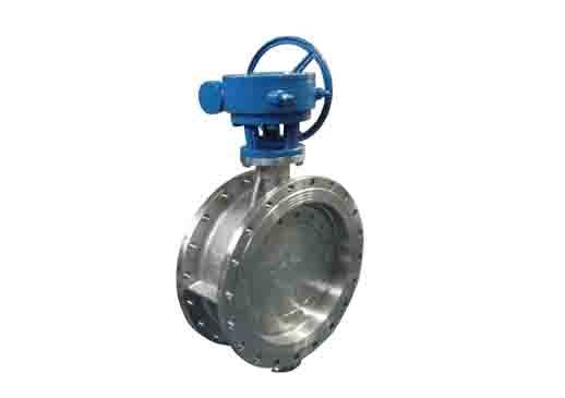 Resilient Seated Flange Butterfly Valve,double Flanged Butterfly Valve