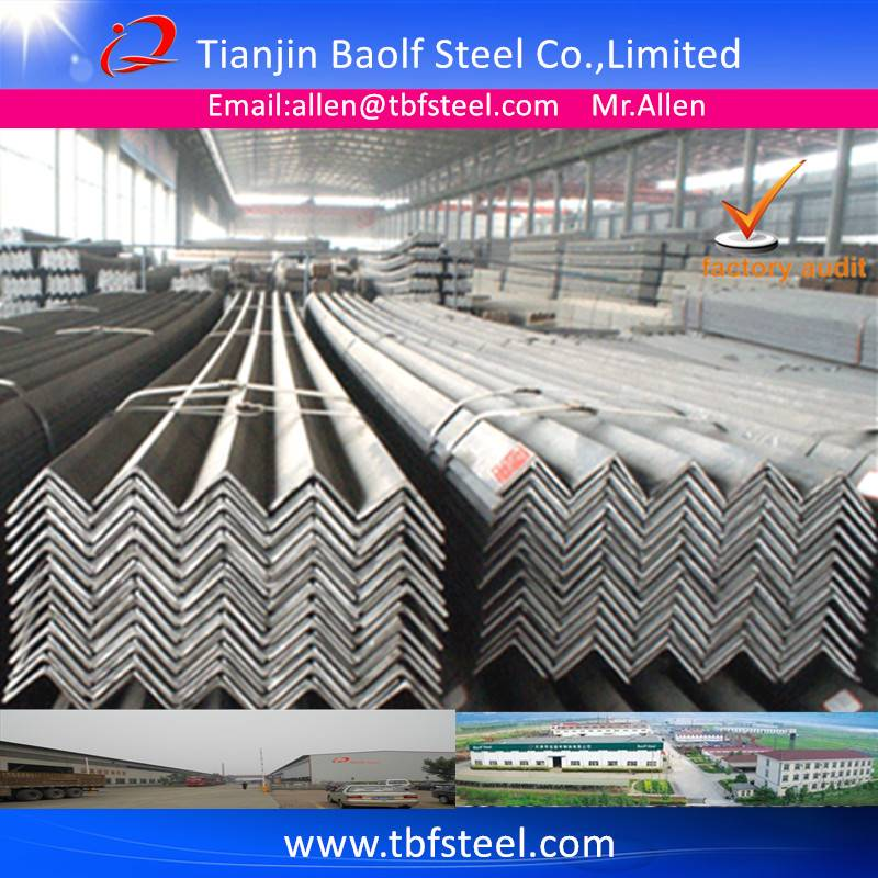 ASTM A36 MS Steel Angle
