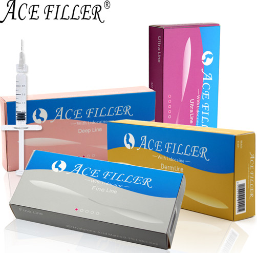 Best price Hyaluronic acid cross-linked derm filler gel for injection