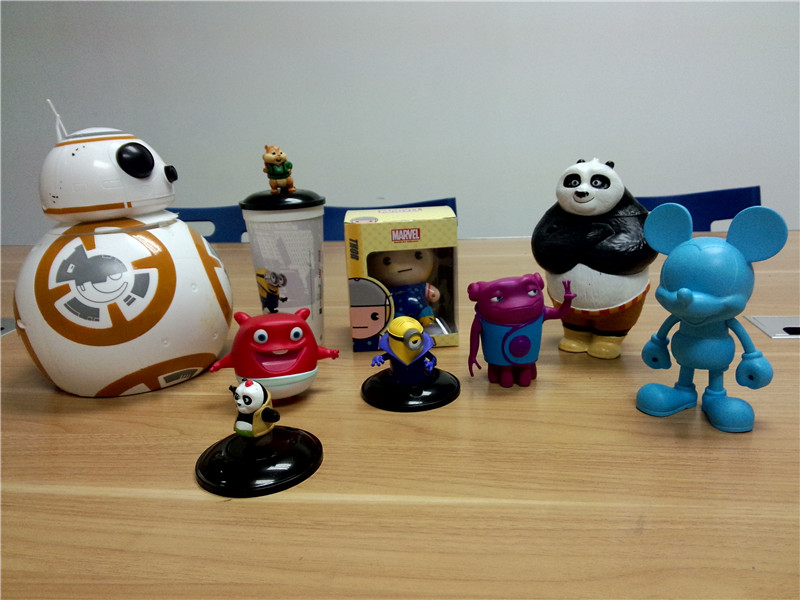 Disney licensed toy figure character