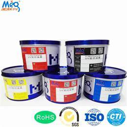 UV Offset Printing Ink For Lottery Paper