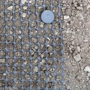 plastic oriented anti mole netting