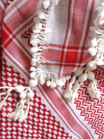 yshmagh / shemagh scarves DX1002