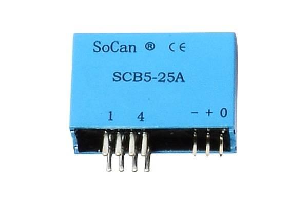SCB5 Series Close Loop Hall Current Sensor (Ipn 0-50A)