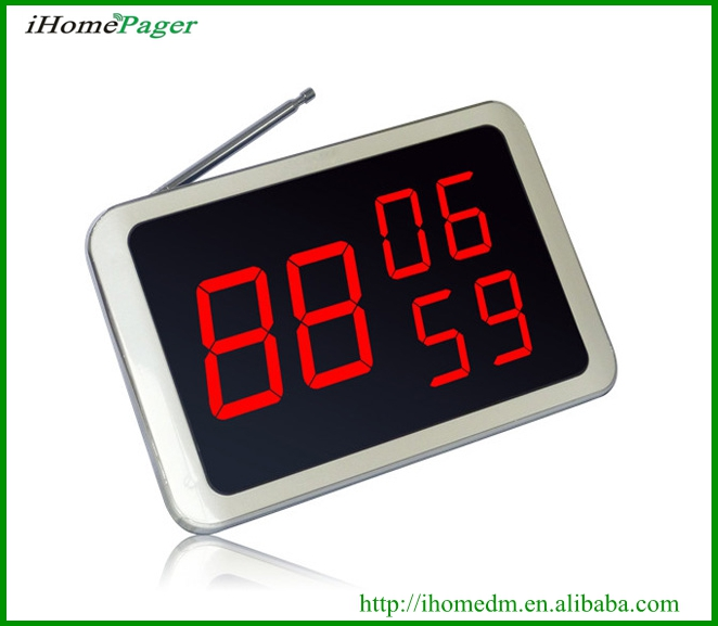 multi-use wireless LED display receiver