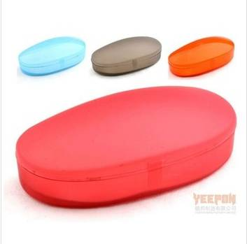 new designed colorful plastic eyeglasses cases