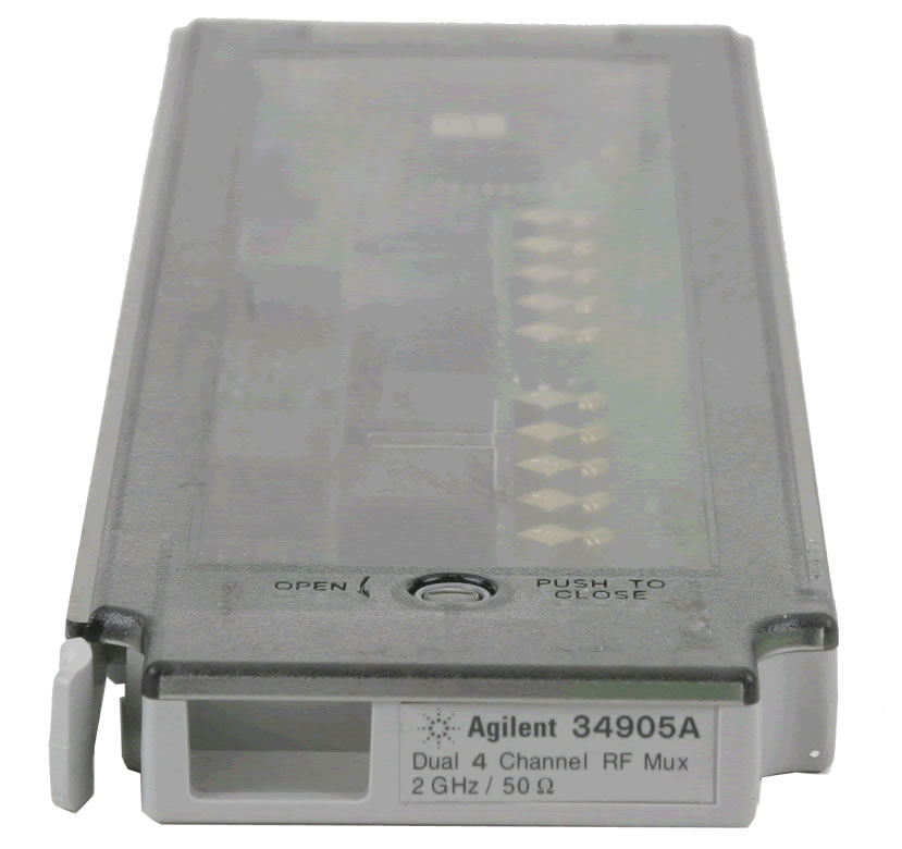 Agilent 34905A and 34903A