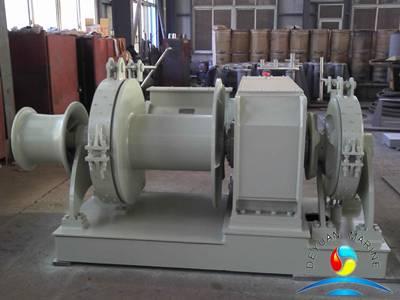 Marine Electric anchor windlass