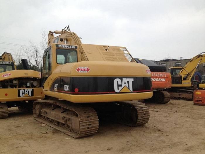 Sell used excavator CAT 320C