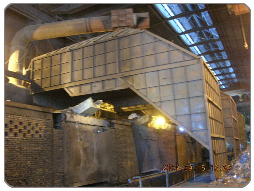 Primary smelting (intermediate frequency furnace) bag dust collector