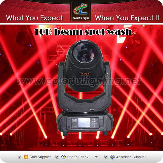 Hot products to sell online 10r 280w beam spot moving head night club lighting