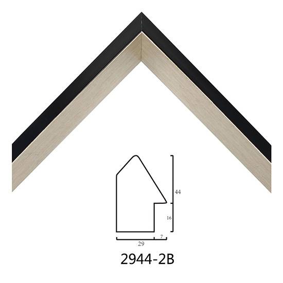Plastic Picture Frame Moulding 2944 Cheap Sale