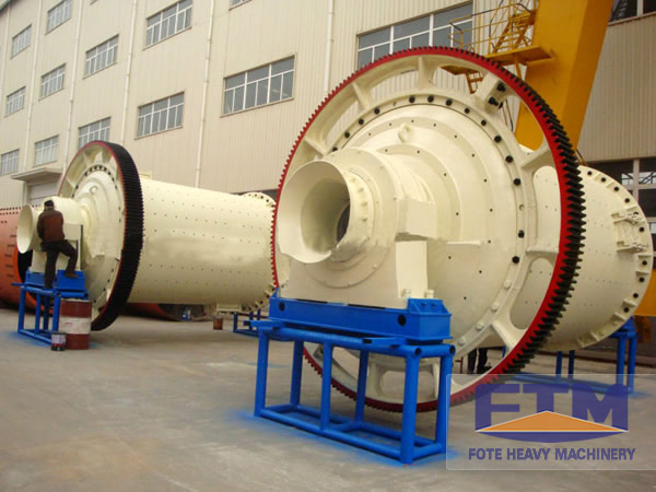 FTM Good Prices Nonmetallic Ores And Rocks Ball Mill