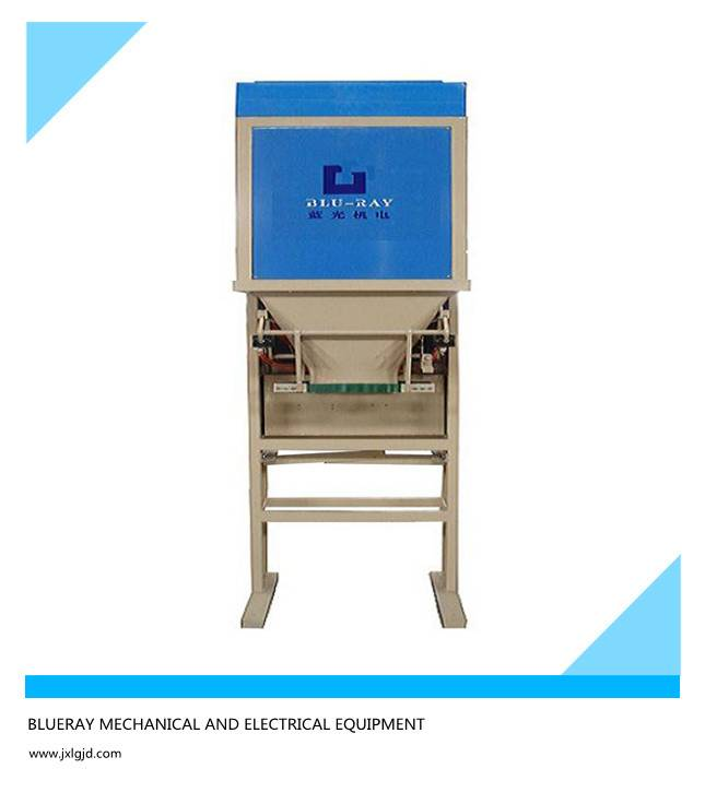 wheat gravity-type quantitative packing machine
