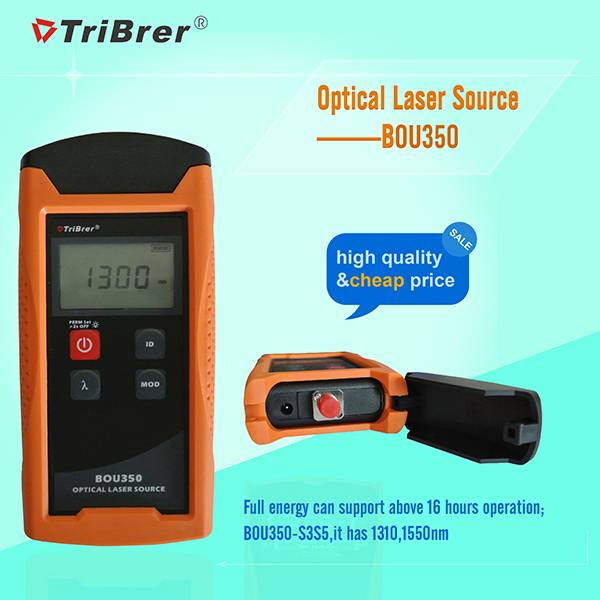 Optical Laser Source,Optical Light Source Tribrer Brand BOU350 Series
