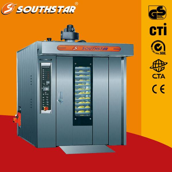 High quality from southstar Electric rotary oven 32 trays for sale