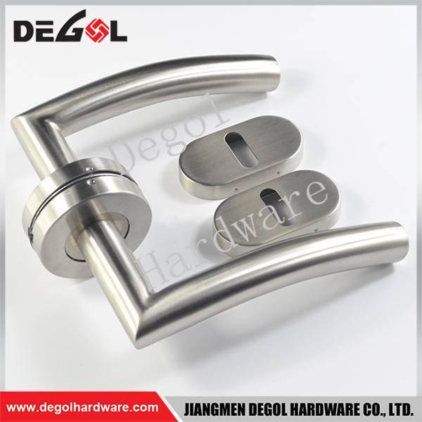 Chinese wholesale stainless steel room hotel entrance door handle