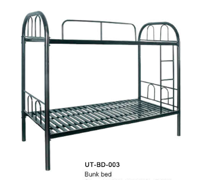 metal bunk bed upper and lower bed