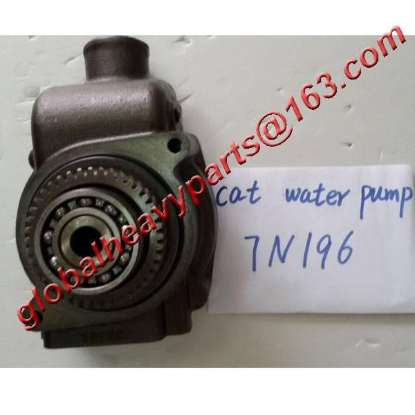 7N1968 Cat WATER Pump HEATER GROUP