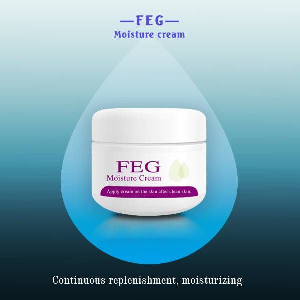 Functions of  Chinese herbal to quality product FEG face cream