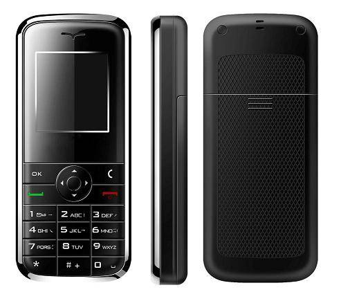 CS100-Ultra Low cost/Low end CDMA 450MHz Mobile Phone With FM
