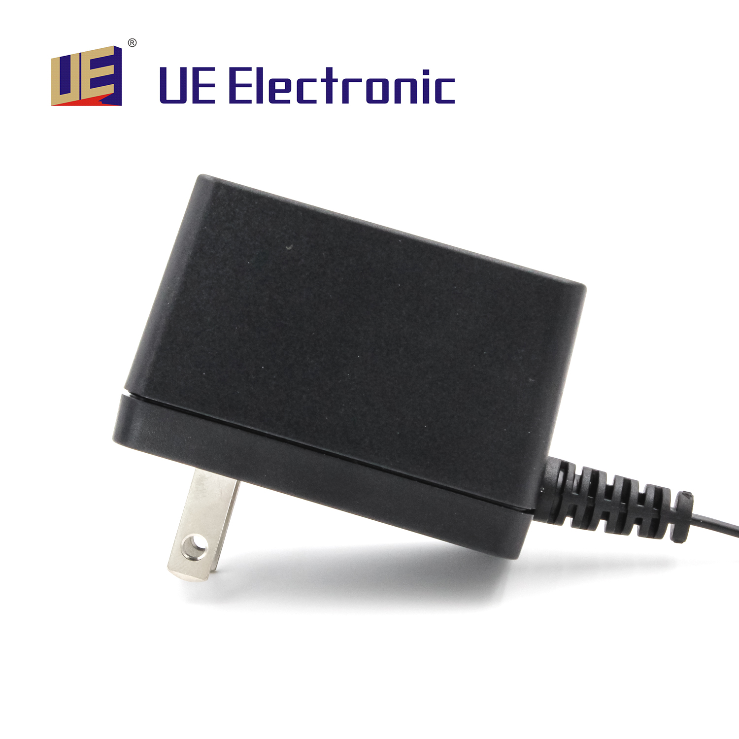 UE Electronic 12 watts switching power adaptor power adapter with interchangeable AC plugs