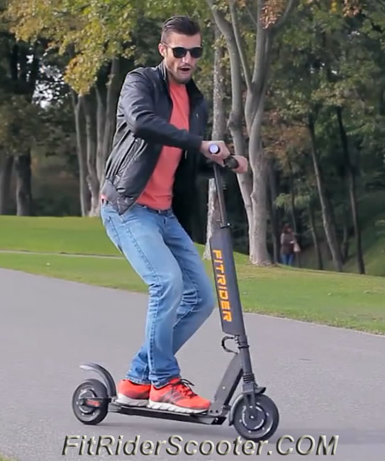 Fitcoo Electric Portable Fitrider Scooter