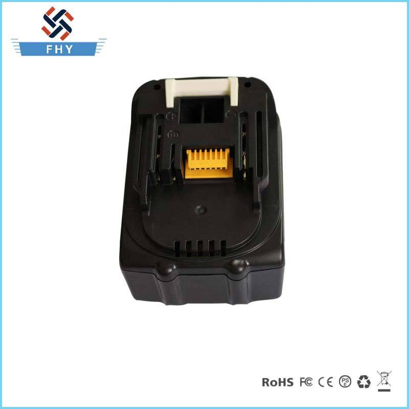 14.4V 4000mAh Li-ion Replacement Power Tool Battery for Makita