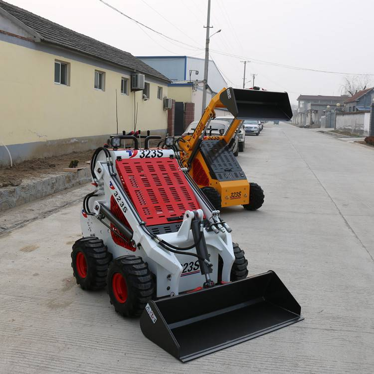 farm machinery skid steer loader TY323s