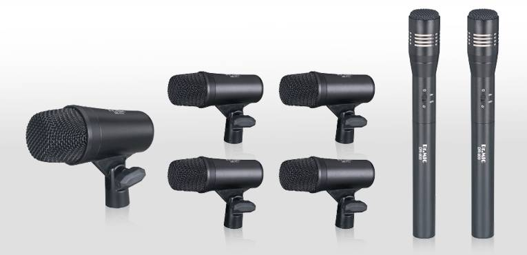 DR.MIC Drum Pack Microphone DR-771
