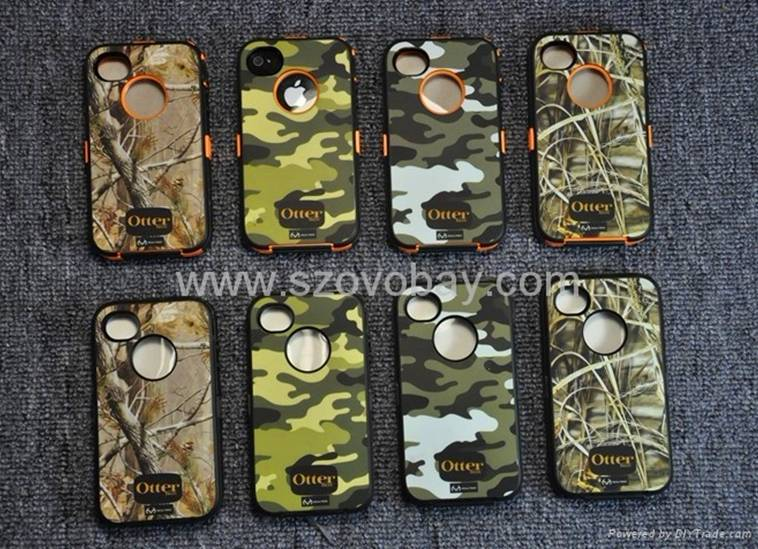 otterbox defender camo/impack case orignal quality 1:1 best metarial quality 4s