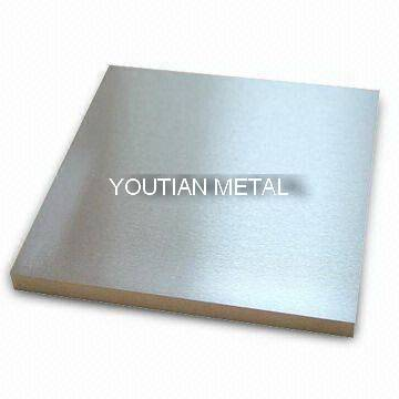 Zirconium Strips, Sheets and Plates