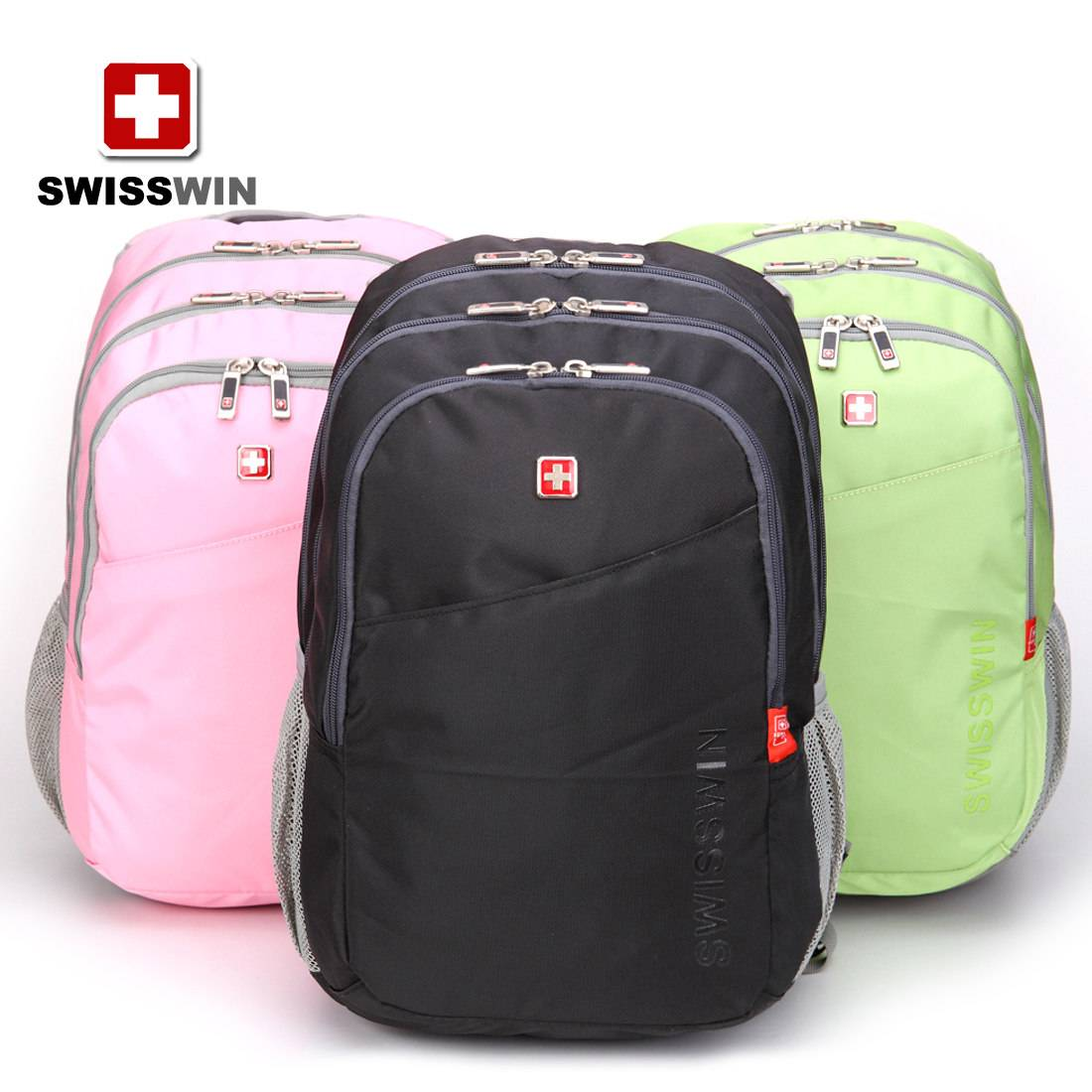 SWISSWIN Army Knife Backpack travel backpack computer backpack student recreational sports backpack