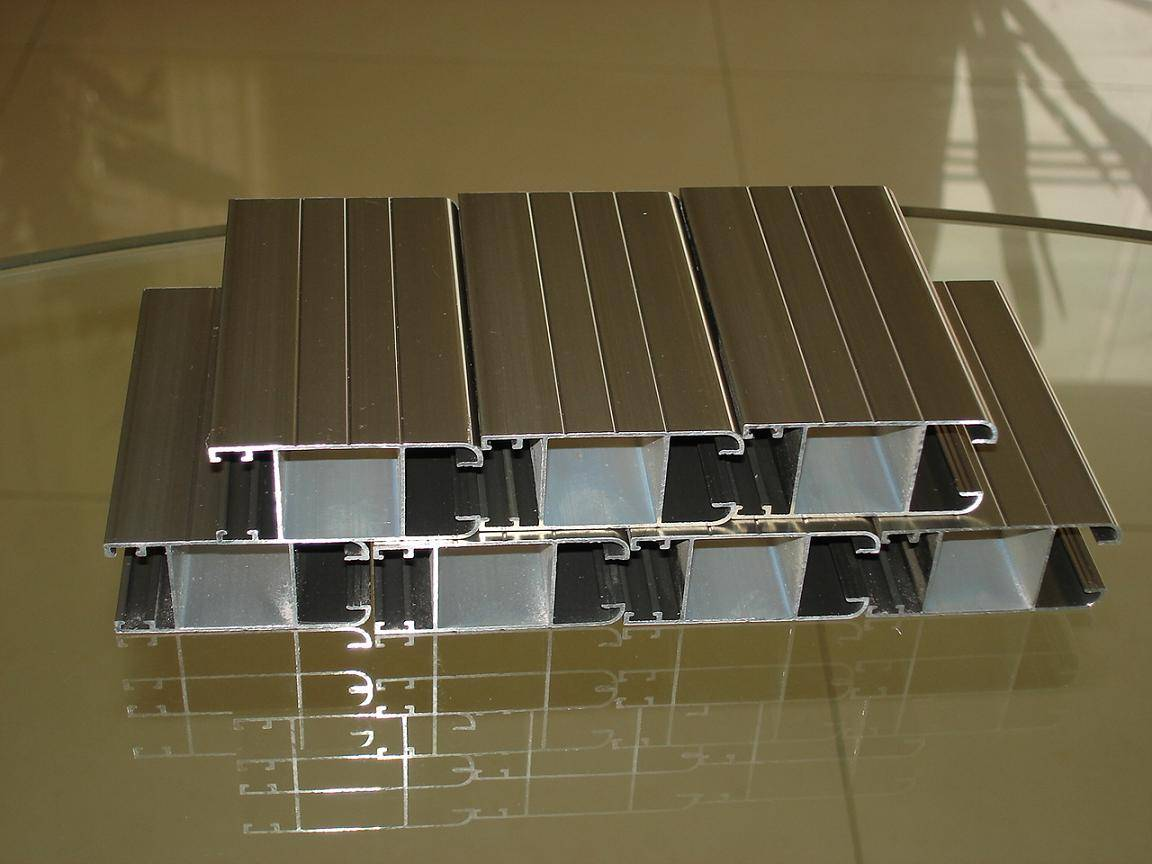 Aluminum Windows and Doors and Profiles