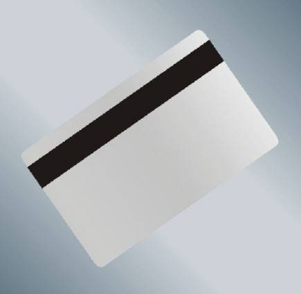 Blank HiCo Magnetic Stripe Card