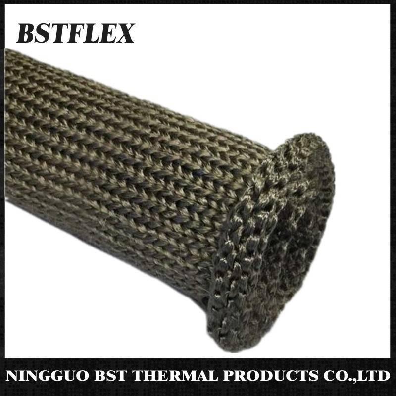 BST-KBS Basalt fiber knitted sleeve