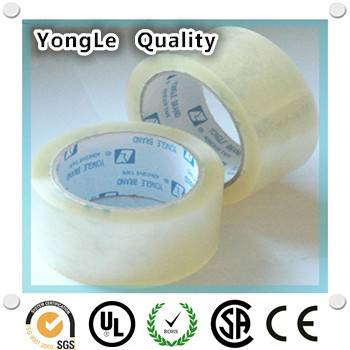 bopp packing tape hot sale free sample