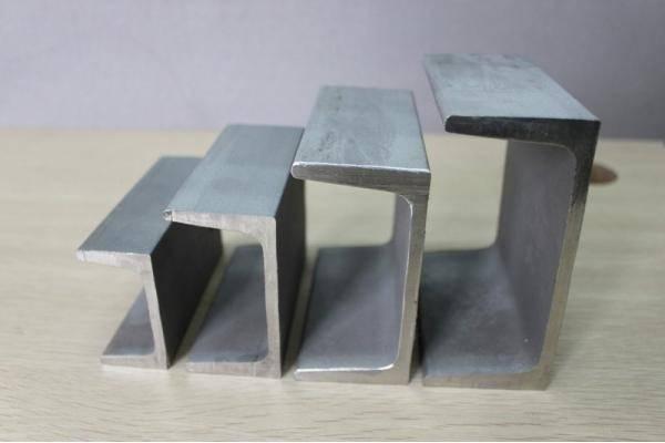 stainless steel channel steel