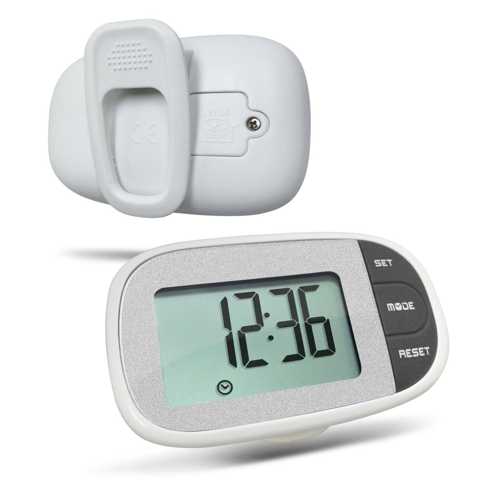 2D large LCD display calorie pedometer