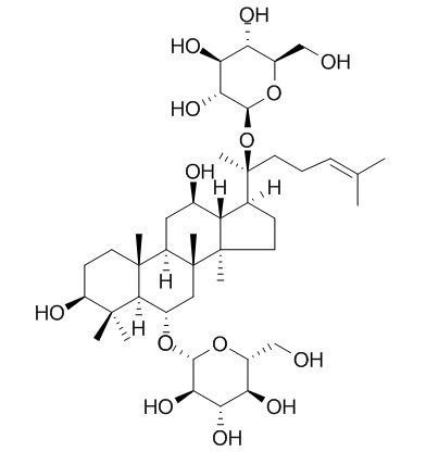 98% purity Ginsenoside Rg1 CAS 22427-39-0 for research