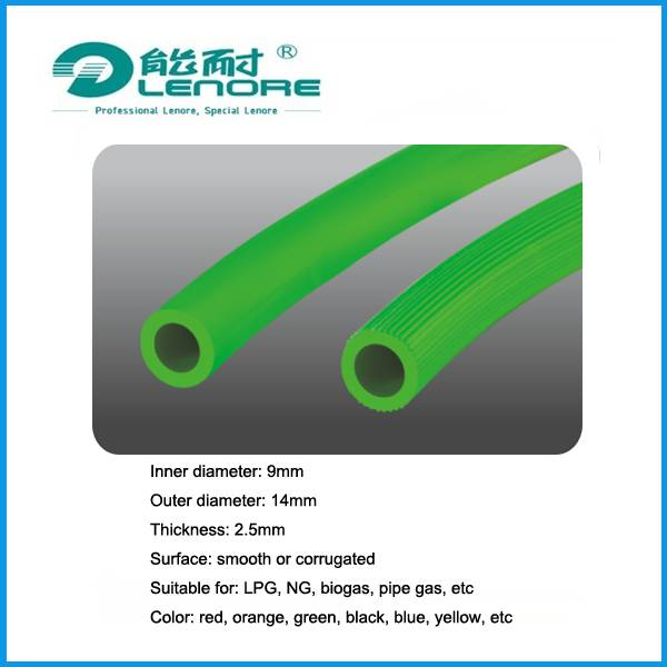 Low Pressure Single Layer PVC Gas Hose